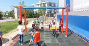 Eski Garden Arkasına Oyun Parkı...