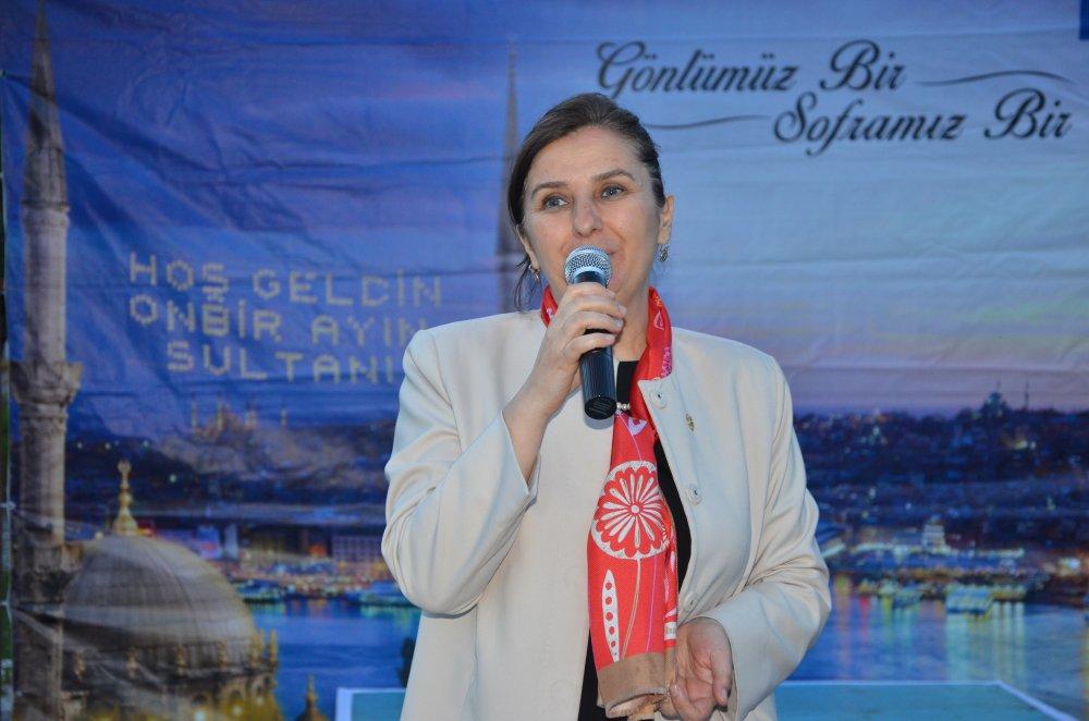 AK Parti İstanbul Milletvekili Tilay Kaynarca