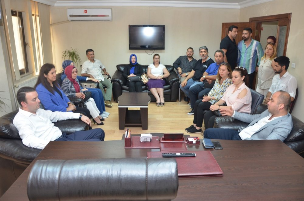 Silivri MHP ve Silivri AK Parti Biraraya Geldi
